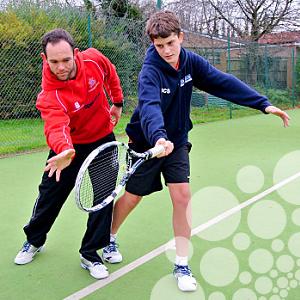 Tennisleraren: Zelfvertrouwen – a mental game